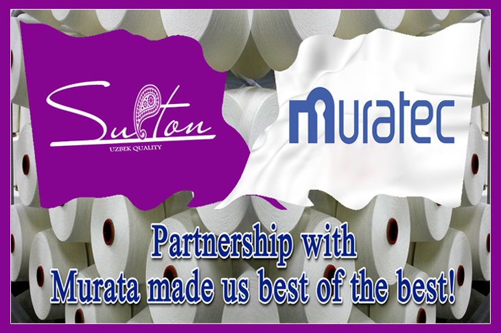 Partnership with Murata made us best of the best!